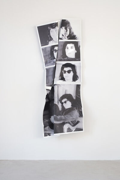 Olaf Metzel, 'Susan Sontag', 2017