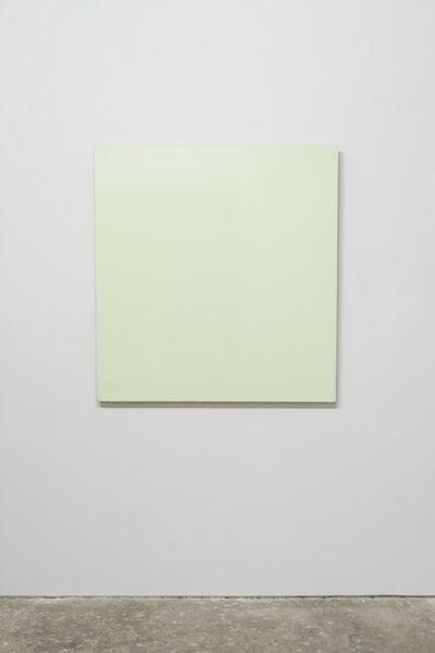 Joseph Marioni, 'White Painting', 2003