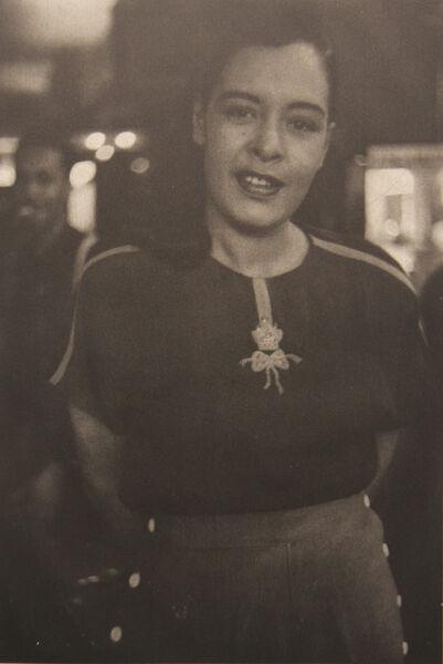 Roy DeCarava, 'Billie Holiday', 1952/1991