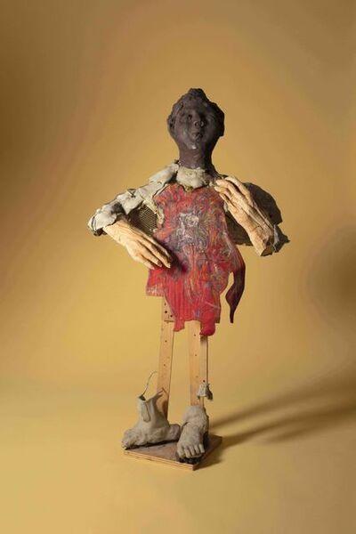Judy Glantzman, 'After Donatello', 2015