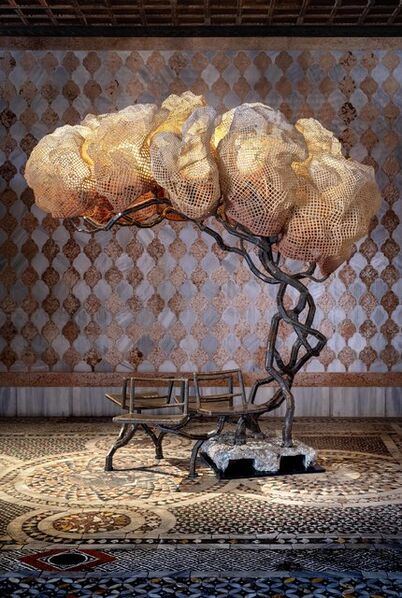 Nacho Carbonell, 'Under a Light Treee', 2019