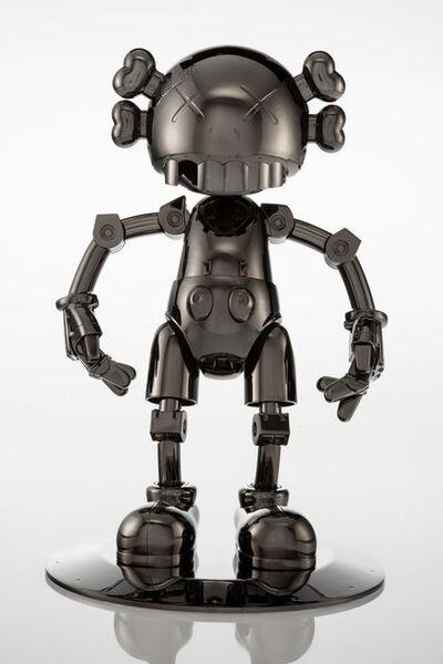 KAWS, 'No Future Companion - Hajime Sorayama Version (Black Chrome)', 2008