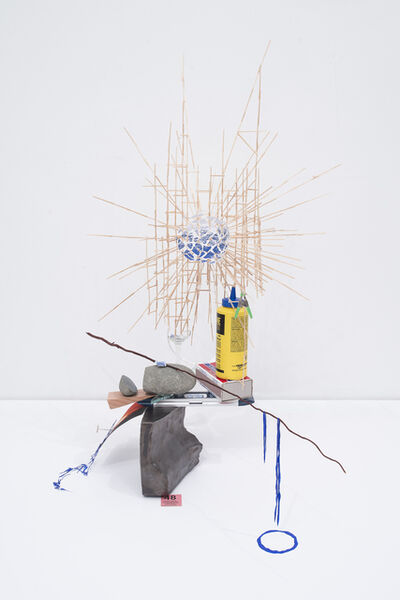 Sarah Sze, 'Model for the Day After', 2017
