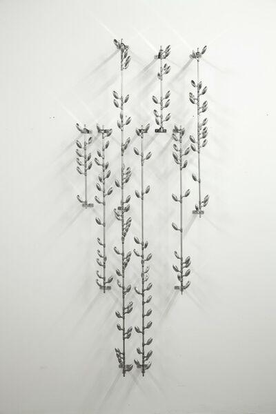 Loris Cecchini, 'Hypermeasures for a vertical orchestra', 2015