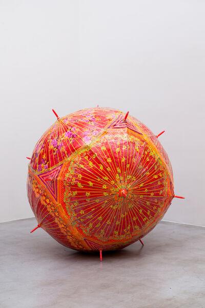 Delson Uchôa, 'Zigoto Chinês [Chinese Zygote]', 2014-2015