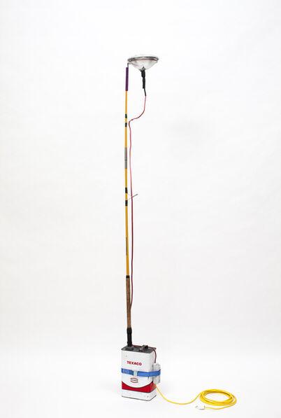 Simon Starling, 'Home-made Castiglioni Lamp (Texaco)', 2020