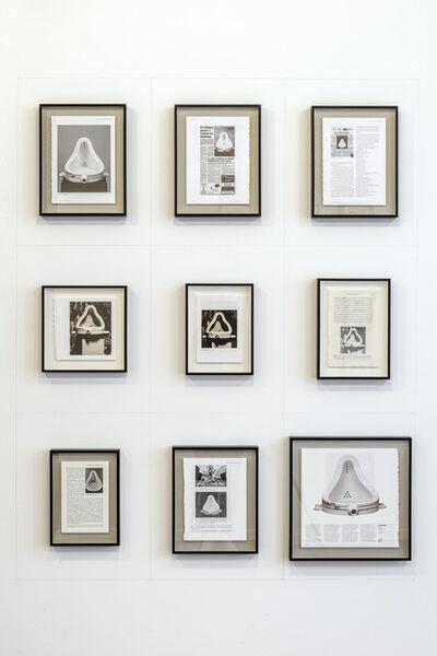 Saâdane Afif, 'The Fountain Archives', 2008