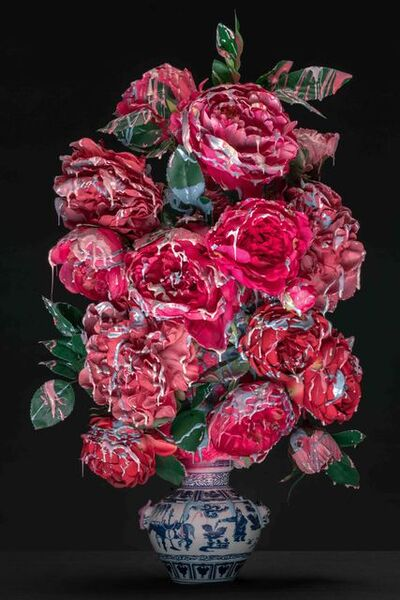 Park Hyojin, 'Blossom-Pink', 2019