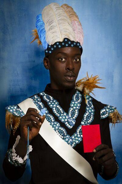 Omar Victor Diop, 'Albert Badin', 2014