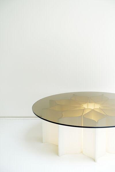 "Pierre Paulin (1927-2009), ' Low table ""Élysée""', ca. 1972"