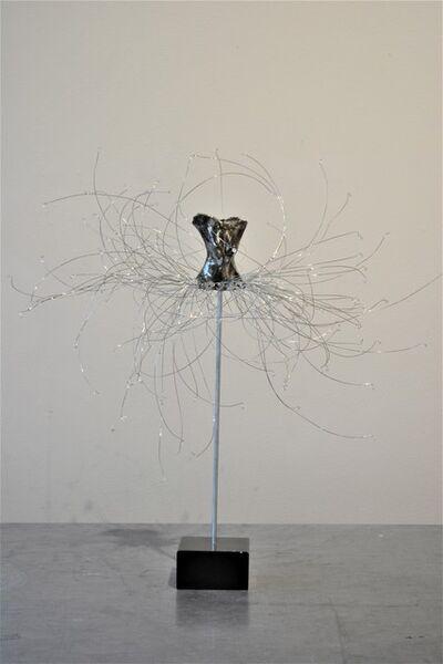 Estella Fransbergen, 'High Fired Torso, Swarovski Crystal', 2019