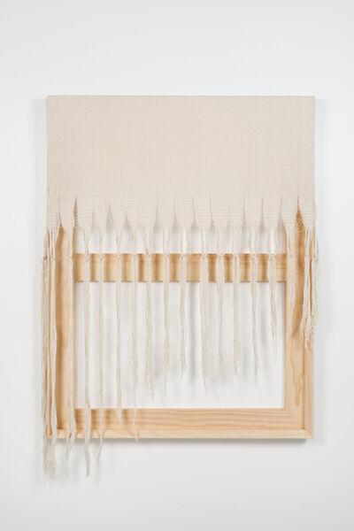 Frances Trombly, 'Blue Edge', 2015