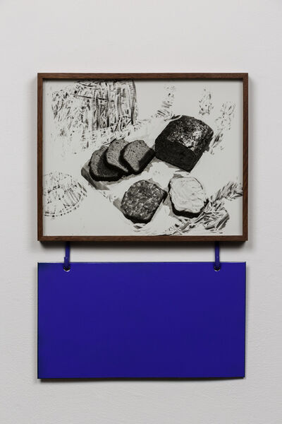 Elad Lassry, 'Untitled (Bread, Jam)', 2014