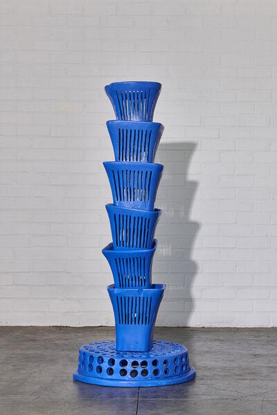 Cameron Platter, 'Blue Fountain', 2019