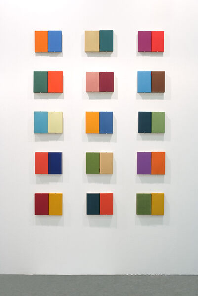 Peter Wüthrich, 'Adjective', 2006