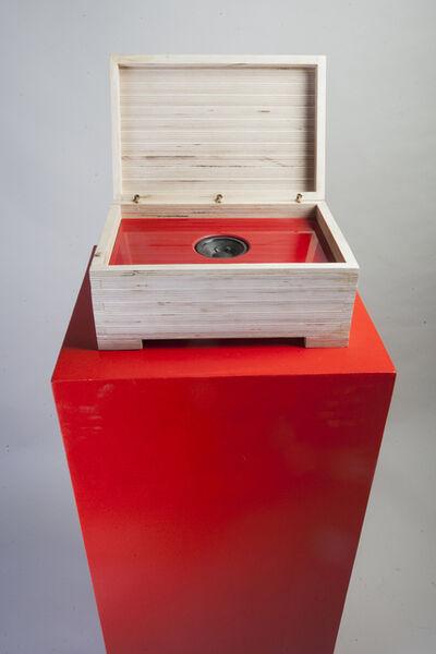 Coke Wisdom O'Neal, 'Speakerbox 8 (Original Curator)', 2016