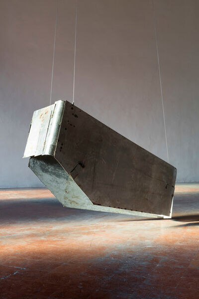 Tiril Hasselknippe, 'Balcony (angoli arrotondati)', 2016