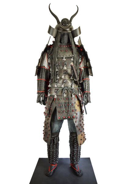 Nicola Roos, 'Obsidian Samurai VIII (No Man's Land series)', 2018