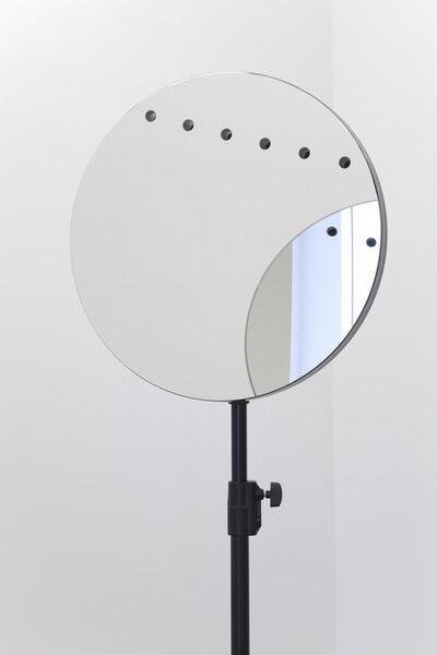 Simon Starling, 'Venus Mirrors (05:06:2012 Hawaii & Tahiti Inverted) ', 2012