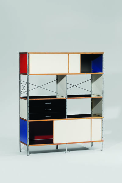 Charles and Ray Eames, 'Shelf, Eames Storage Unit', 1949