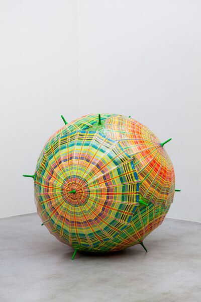 Delson Uchôa, 'Satélite Novelo [Satellite Clew]', 2013