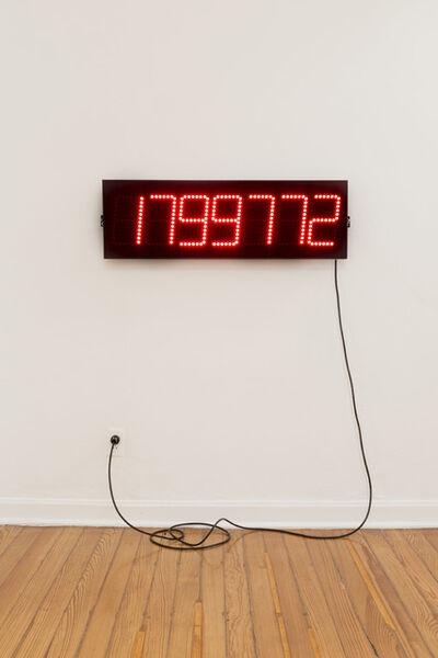 Mario García Torres, 'Untitled', 2019