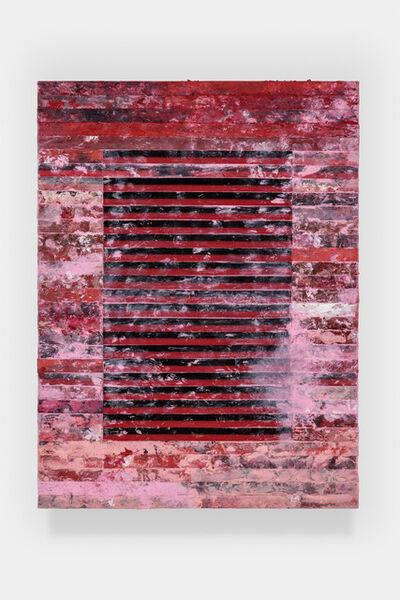 Tim Youd, 'Typewriter Ribbon Painting 1 (Series 3)', 2020