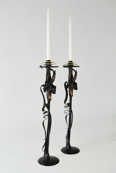 Albert Paley, 'Sceptre Candle Holder, 2001 ', 2001