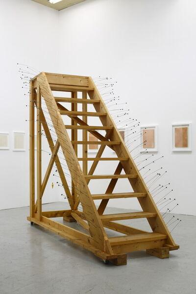 Tatsuo Kawaguchi, 'Relation - Stairway Time', 2015