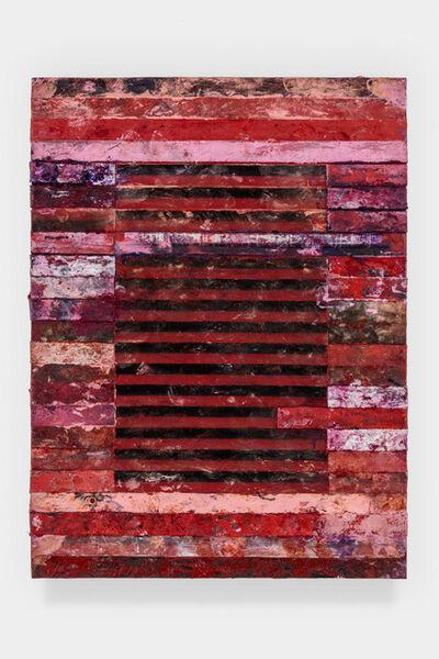 Tim Youd, 'Typewriter Ribbon Painting 9 (Series 3)', 2020
