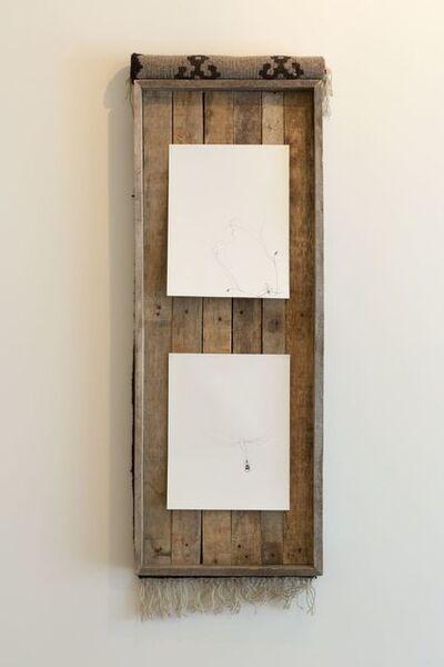 Petrit Halilaj, 'Moth #9', 2017