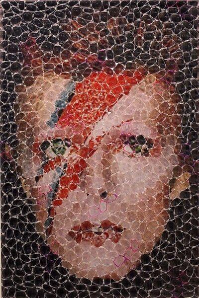 David Datuna, 'David Bowie', 2016