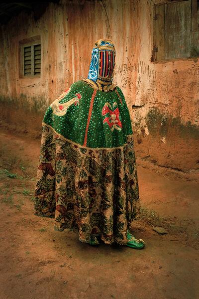 Leonce Raphael Agbodjelou, 'Untitled (Egungun series)', 2011