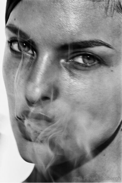 Peter Lindbergh, 'LINDA EVANGELISTA, PARIS, FRANCE, 1990', 1990