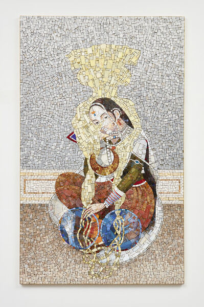 Shahzia Sikander, 'The Perennial Gaze', 2018