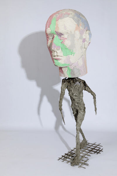 Irfan Önürmen, 'Bust Head', 2018
