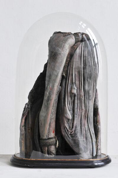 Berlinde De Bruyckere, 'Glassdome Penthesilea II, 2015-2016', 2016