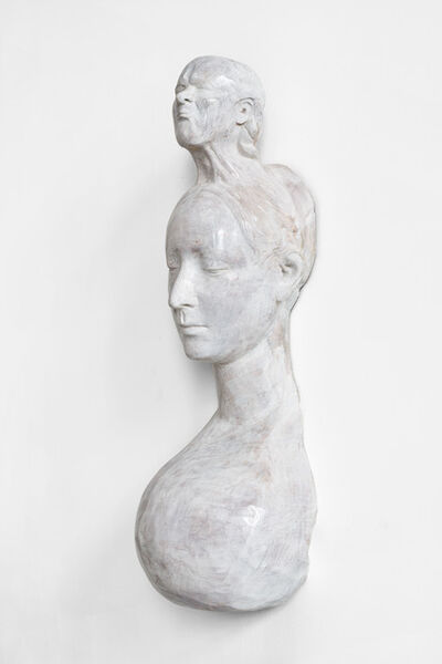 Paloma Varga Weisz, 'Head on head', 2018