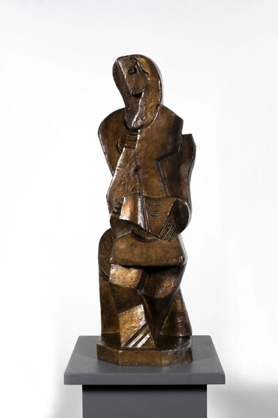 Jacques Lipchitz, 'La Liseuse II', conceived in September 1919
