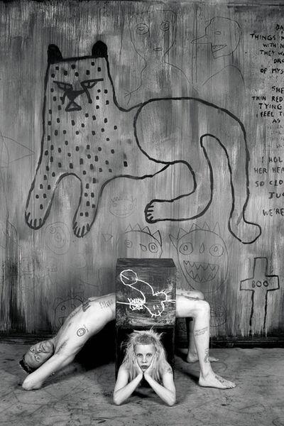 Roger Ballen, 'Pielie', 2012