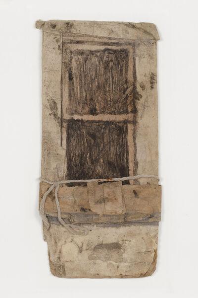 James Castle, 'Untitled (Door)', n.d.