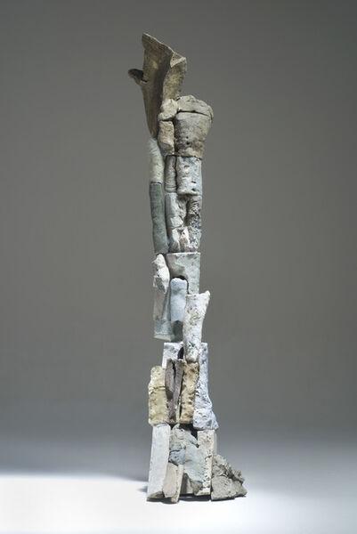 Stephen De Staebler, 'Figure with Sharp Wing', 2010