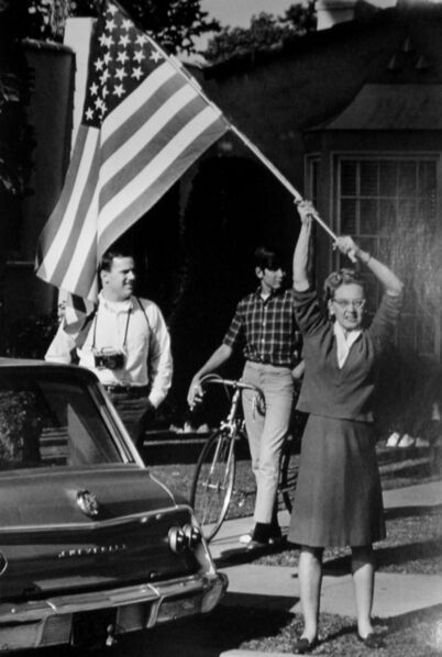 Charles Brittin, 'Demonstrator, Southern California', 1963