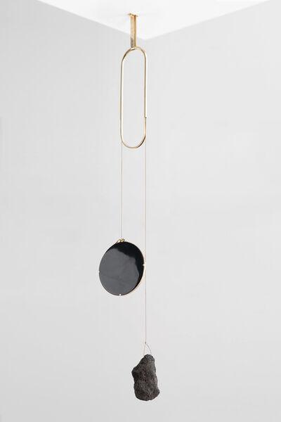 Studio Formafantasma, 'Iddu mirror, from De Natura Fossilium collection', 2014
