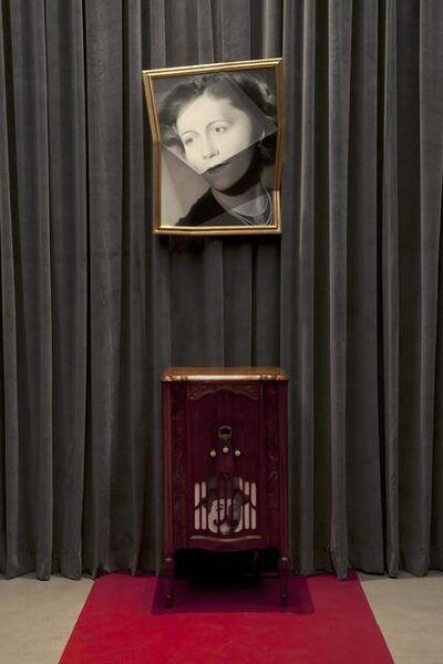 Francesco Vezzoli, 'Installation view: Olga Forever (Deconstructing Olga)', 2012
