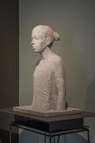 Bruno Walpoth, 'Nadia', 2017