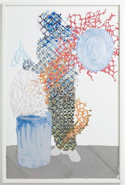 Christian Holstad, 'Corrections', 2014