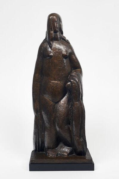 Henri Laurens, 'Femme à la draperie', 1928