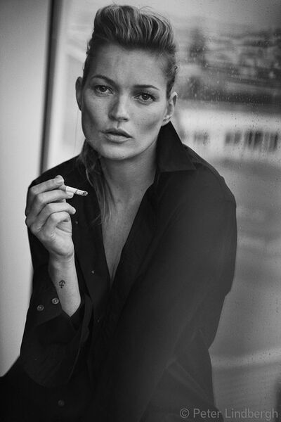 Peter Lindbergh, 'KATE MOSS, PARIS, FRANCE, 2014', 2014