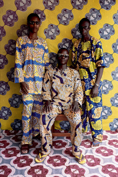 Leonce Raphael Agbodjelou, 'Untitled (From Dahomey to Benin series)', 2010